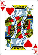 Picture King of Hearts