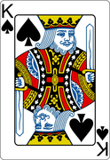 Picture King of Spades