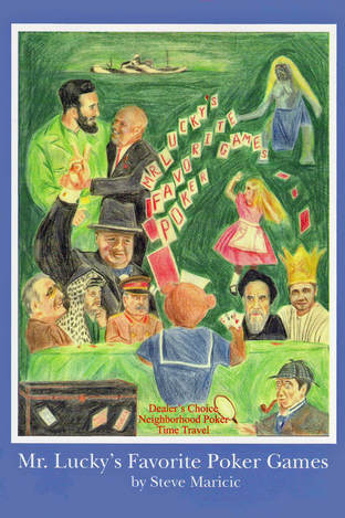 Picture Cover of Mr. Lucky's Favorite Poker Games
